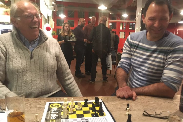 A quick catch up with 5asideChess, Bristol